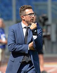 AS Roma v Chievo Verona - 16 Sept 2018