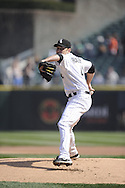 CHICAGO - APRIL 09:  Phil Humber #41 of the Chicago White Sox pitches against the Tampa Bay Rays at U.S. Cellular Field on April 9, 2011. Photo credit: Ron Vesely