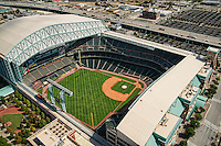 Minute Maid Park, Downtown Houston