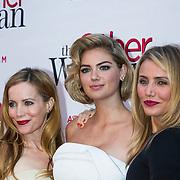 NLD/Amsterdam//20140401 - Filmpremiere The Other Woman, Leslie Mann, Kate Upton en Cameron Diaz