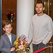 NLD/'Amsterdam/20170915 - Willem-Alexander en Máxima bij première 'Ode aan de Meester', Hugo  Gremillet