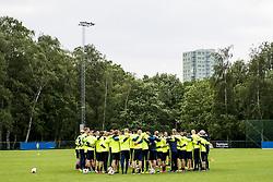 June 6, 2017 - Helsingborg, SVERIGE - 170606 Laget samlas infÅ¡r en trÅning med U21-landslaget i fotboll den 6 juni 2017 i Helsingborg  (Credit Image: © Ludvig Thunman/Bildbyran via ZUMA Wire)