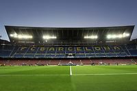 Stadio Camp Nou Panoramica<br /> Barcelona 24-11-2015 Stadio Camp Nou<br /> Football Calcio Champions League 2015/2016 <br /> Group Stage - Group E Barcelona - As Roma /  Barcellona - As Roma 6-1<br /> Foto Luca Pagliaricci / Insidefoto