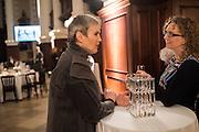 ROSE ENGLISH; HELEN JENKINS, Whitechapel Gallery Art Icon Gala, supported by the Swarovski Foundation, Honoring the lifetime achievement of Joan Jonas. Christ Church Spitafields. London.