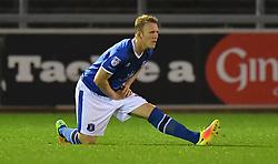 Carlisle United's Mark Ellis