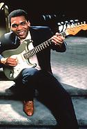 Robert Cray  Jazz artist<br /><br />Photograph ny Dennis Brack. bb78