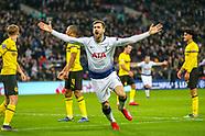 Tottenham Hotspur v Borussia Dortmund 130219