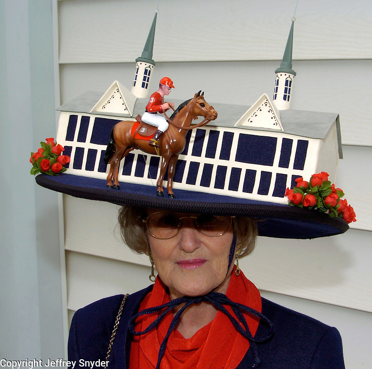 Kentucky Derby Hat Contest