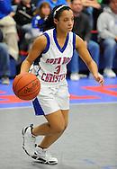 The Open Door girls varsity basketball team defeated visiting Lake Center Christian on January 14, 2011.