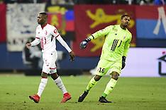 Caen vs Lille 14 Jan 2018