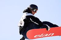 Snowboard, NM halfpipe, Kongsberg Skisenter 24. mars 2001. Kim Christiansen.