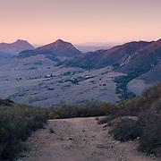 Morros from Cerro San Luis