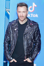 David Guetta attend the MTV Europe Music Awards held at the Bilbao Exhibition Centre, Spain on November 4, 2018. Photo by Archie Andrews/ABACAPRESS.COM