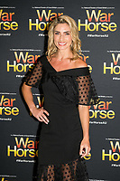 Lauren Hannaford  at the opening night of War Horse, at the Lyric Theatre, Star City on February 18, 2020 in Sydney, Australia