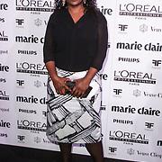 NLD/Amsterdam/20150119 - De Marie Claire Prix de la Mode awards, -Simone Weimans