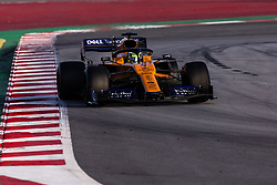 February 26, 2019 - Barcelona, Catalonia, Spain - Lance Stroll from Canada with 18 SportPesa Racing Point F1 Team in action during the Formula 1 2019 Pre-Season Tests at Circuit de Barcelona - Catalunya in Montmelo, Spain on February 26. (Credit Image: © Xavier Bonilla/NurPhoto via ZUMA Press)