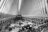 Oculus Interior (Westfield World Trade Center Mall)