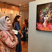 London Arabia Art & Fashion Week 2019 - Exhibition