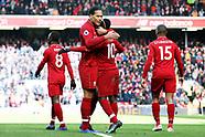 Liverpool v Burnley 100319