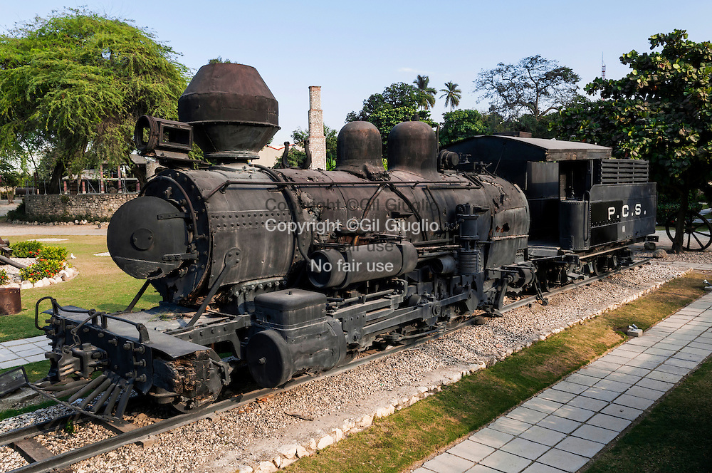 Haïti, Relais de Châteaublond, Musée de la Canne à Sucre // Haiti, Relais de Chateaublond, Sugar Cane Museum