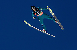 Kevin Bickner (USA) during the Trial Round of the Ski Flying Hill Individual Competition at Day 1 of FIS Ski Jumping World Cup Final 2019, on March 21, 2019 in Planica, Slovenia. Photo by Masa Kraljic / Sportida