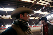 Cowboys show and conetst. .Cowboys show and contest.