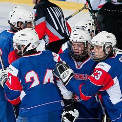 20110405: SLO, Ice Hockey - U18 Slovenia vs U18 Hungary