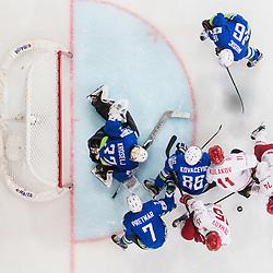 20170513: FRA, Ice Hockey - IIHF World Championship 2017, Slovenia vs Belarus
