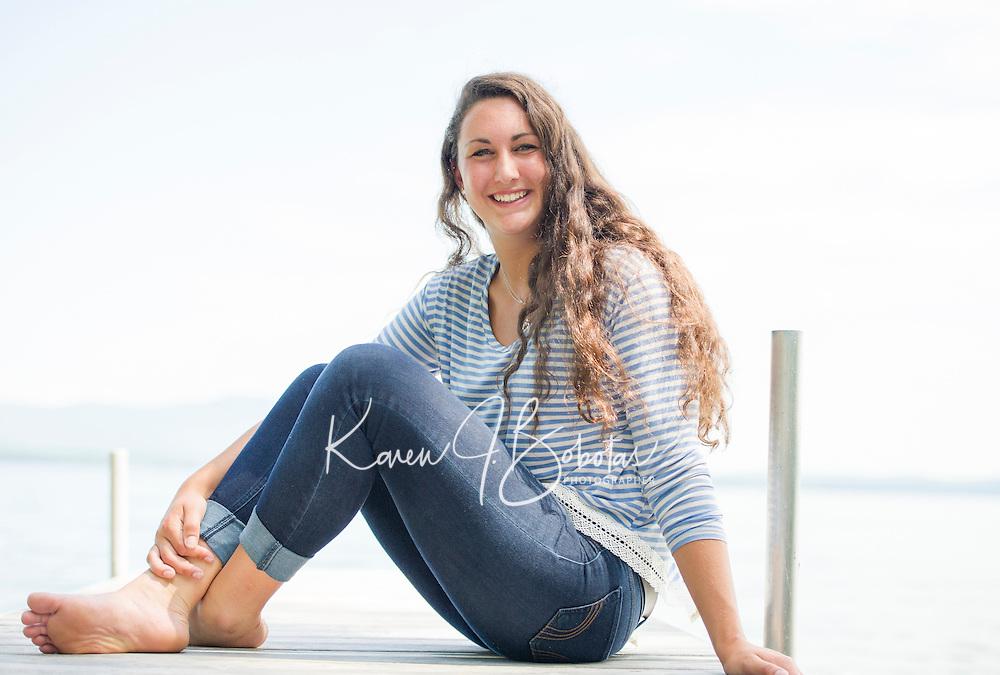 Becca C senior session  ©2015 Karen Bobotas Photographer