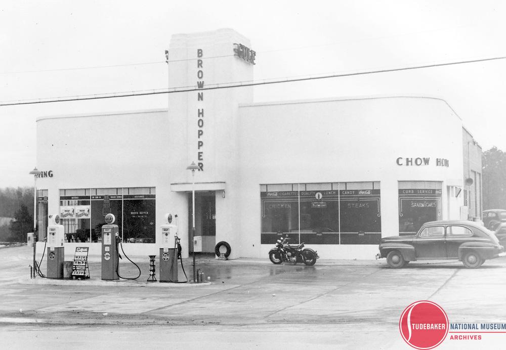 Brown-Hopper Motors, Shelby, North Carolina