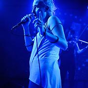 WASHINGTON, DC - February 16, 2012 - Zola Jesus performs at U Street Music Hall in Washington, D.C. (photo by Kyle Gustafson)