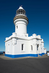 Cape Byron Lighthouse at Byron Bay in New South Wales Australia