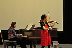 Pre-Collegiate Level Violin Master Class