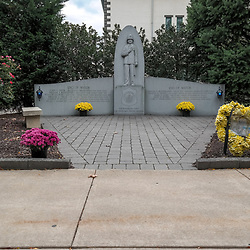 Northumberland County Law Enforcement Officers Memorial in Sunbury, Pennsylvania