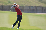 Lorenzo Gagli (ITA) on the 9th during Round 3 of the Oman Open 2020 at the Al Mouj Golf Club, Muscat, Oman . 29/02/2020<br /> Picture: Golffile   Thos Caffrey<br /> <br /> <br /> All photo usage must carry mandatory copyright credit (© Golffile   Thos Caffrey)
