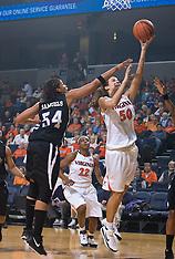 20081114 - High Point at #15 Virginia (NCAA Women's Baskeball)