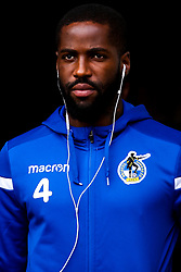 Abu Ogogo of Bristol Rovers arrives at Doncaster Rovers - Mandatory by-line: Robbie Stephenson/JMP - 19/10/2019 - FOOTBALL - The Keepmoat Stadium - Doncaster, England - Doncaster Rovers v Bristol Rovers - Sky Bet League One