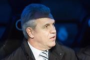 Javier Aguirre coach of RCD Espanyol
