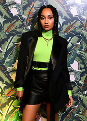 Leigh-Anne Pinnock attending the Dita Von Teese and The Copper Coupe event presented by Absolut Elyx at the Box, London.