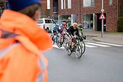 Anna Plichta (POL) at Driedaagse Brugge - De Panne 2018 - a 151.7 km road race from Brugge to De Panne on March 22, 2018. Photo by Sean Robinson/Velofocus.com