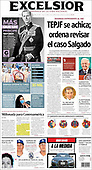 April 10, 2021 - LATIN AMERICA: Front-page: Today's Newspapers In Latin America