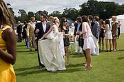 CHLOE DELEVIGNE, 2008 Veuve Clicquot Gold Cup Polo final at Cowdray Park. Midhurst. 20 July 2008 *** Local Caption *** -DO NOT ARCHIVE-© Copyright Photograph by Dafydd Jones. 248 Clapham Rd. London SW9 0PZ. Tel 0207 820 0771. www.dafjones.com.