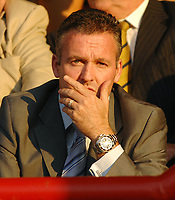 Fotball<br /> England<br /> Foto: Colorsport/Digitalsport<br /> NORWAY ONLY<br /> <br /> Paul Lambert (New Norwich Manager)<br /> <br /> Brentford v Norwich City 18/08/2009