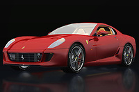 The Ferrari 599 GTB Fiorano from 2006 is of such an exceptional design by Ferrari that can not otherwise be seen as the beginning of a generation of sports cars that have adapted their designs to this Ferrari 599 GTB Fiorano from 2006.<br />