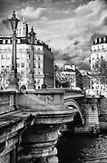 Pont Neuf, River Seine, Paris