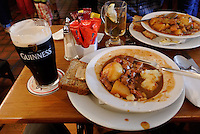 Irish Stew at Gus O'Connor's Pub in Doolin Village, Clare County, Ireland. Image taken with a Nikon 1 V1 camera and 10 mm f/2.8 lens (ISO 800, 10 mm, f/2.8, 1/10 sec).