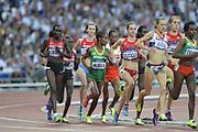 Olympic Stadium, Stratford, London, United Kingdom<br /> <br /> Description:<br /> <br /> 2012 London Olympic, Athletics, <br /> . <br /> <br /> 20:10:47  Friday  10/08/2012 [Mandatory Credit: Peter Spurrier/Intersport Images]