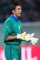 Fotball<br /> Italia<br /> Foto: Inside/Digitalsport<br /> NORWAY ONLY<br /> <br /> Gianluigi BUFFON ITALIA<br /> <br /> 14.11.2009<br /> Italia v Nederland / Holland