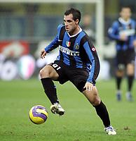 """Mariano Gonzalez (Inter)<br />""""Coppa Italia"""" 2006-2007<br />29 Nov 2006 (Ritorno degli Ottavi di Finale)<br />Inter-Messina 4-0<br />""""Giuseppe Meazza"""" Stadium-Milano-Italy<br />Photographer:Jennifer Lorenzini Inside"""