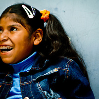 Andira, 11, afflicted with Cerebral Palsy, underwent a procedure to strip out nerves in her legs that misfired and resulted in difficulty walking.Oregon orthopedic doctors and support staff helped hundreds of Peruvian children in Coya, Peru performing corrective surgeries and therapy to improve their quality of life.